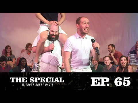 """The Special Without Brett Davis Ep. 65: """"Free Ice Cream"""" with Pill"""