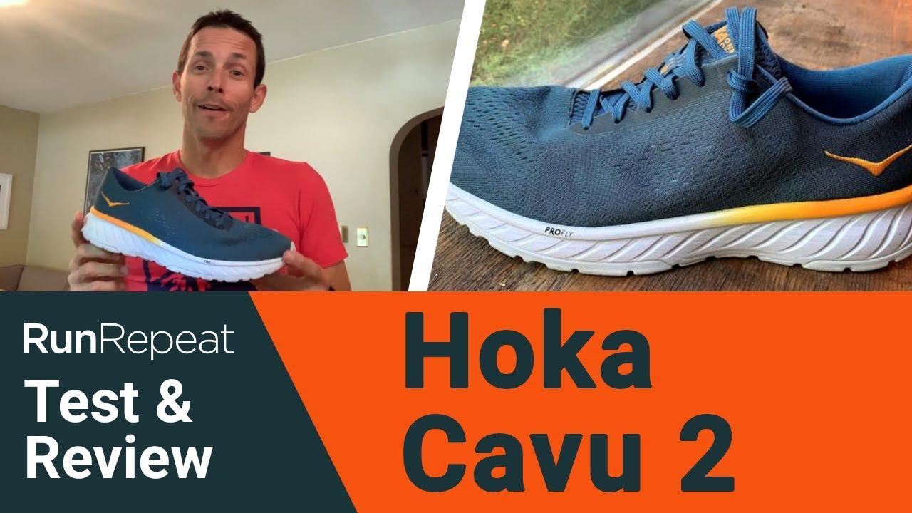 Hoka One One Cavu 2 test and review - A