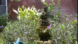 Unique moments at Trisna Garden House in Kuta Bali