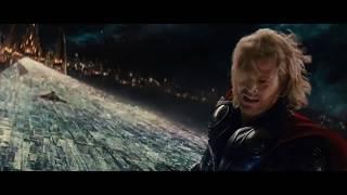 Thor vs Loki Final Battle - Loki Falling Scene - Thor 2011 Movie CLIP HD