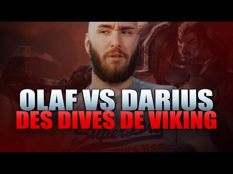 Vidéo d'Alderiate : [FR] ALDERIATE - OLAF VS DARIUS - PRÉSAISON 11 - POURQUOI ON RATE LES CANONS ?