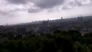 【世界遺産】グエル公園にあるゴルゴタの丘@バルセロナ/Park Guell @Barcelona