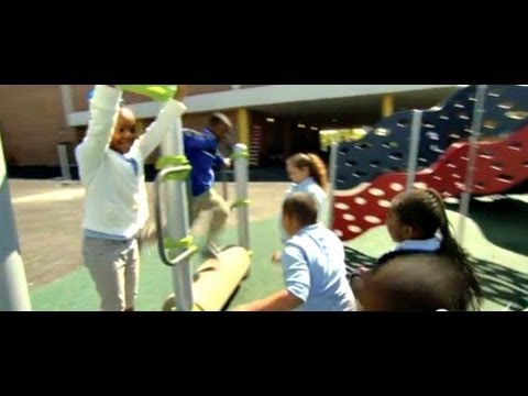 Creating a Healthy Place for Kids: Monument Elementary School, Trenton, N.J.