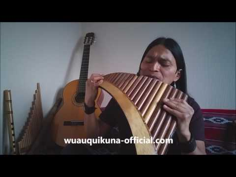 Unchained Melody Panflute by WUAUQUIKUNA