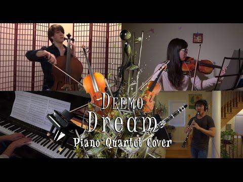 【Deemo】 Dream ft. Fesnir and Gabriel (Piano/Cello/Clarinet/Violin Cover)
