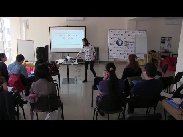 «Integrating Technology in Classroom»  Irina Maksymova, Cambridge English Teacher Member