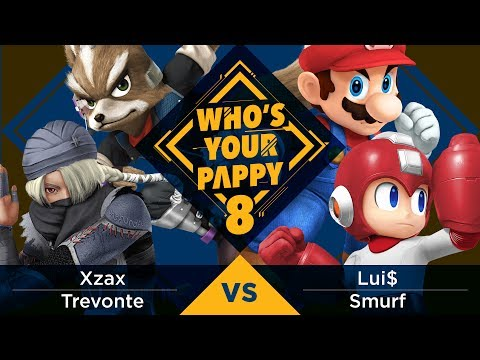 Who's Your Pappy #8 - Losers Final: Xzax/Trevonte vs. Lui$/Smurf