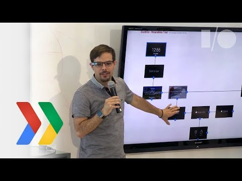 Google I/O 2014 - Distributing your Glassware