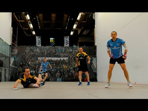 2016: Carroll/Sheridan v Kennedy/Browne - 60x30 Mens Doubles Final