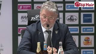 1878 TV | Pressekonferenz 16.02.2020 Augsburg - Wolfsburg 2:4
