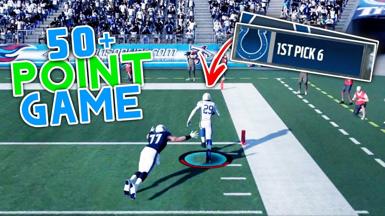 OUR BEST GAME YET! DEFENSE DOMINATES! Madden 18 Colts Connected Franchise Ep. 31 (S2)