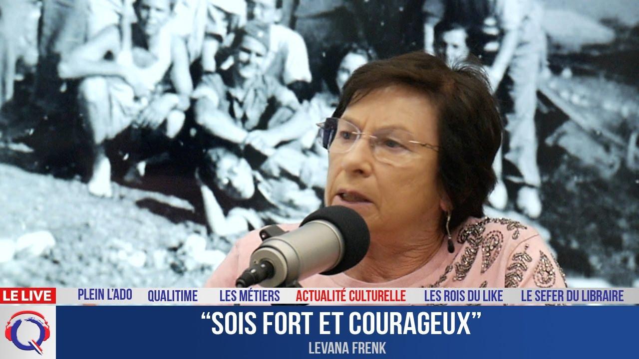 """""""Sois fort et courageux"""" - Actuculture#283"""