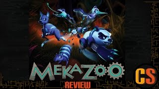 MEKAZOO - PS4 REVIEW (Video Game Video Review)