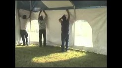 Installation instructions for Oheny Tent sidewall