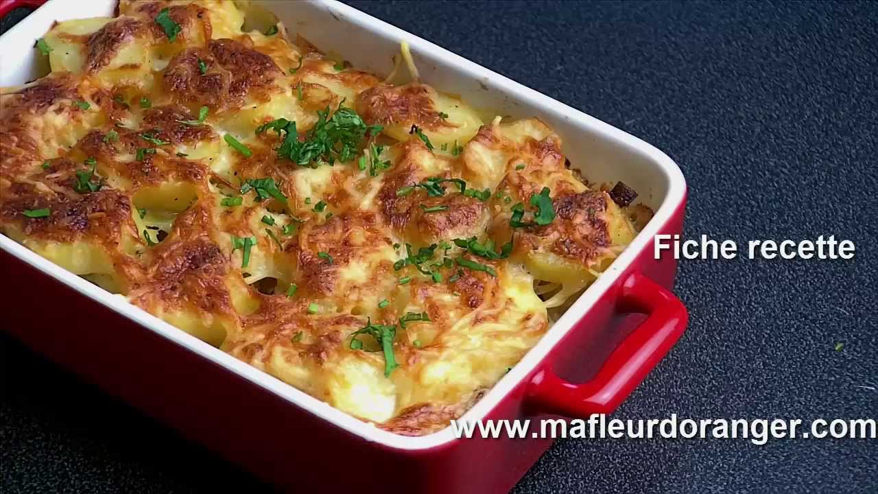 recette de gratin poireaux et pommes de terre potato. Black Bedroom Furniture Sets. Home Design Ideas