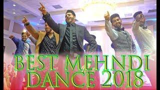 Hussain's Shaadi - Best Mehndi Walima Fortnite Dance 2018 - DhoomBros