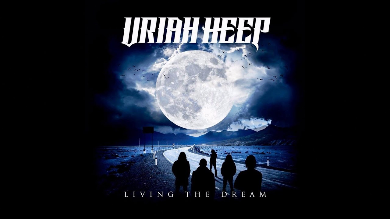 Uriah Heep Living The Dream Title Track Youtube