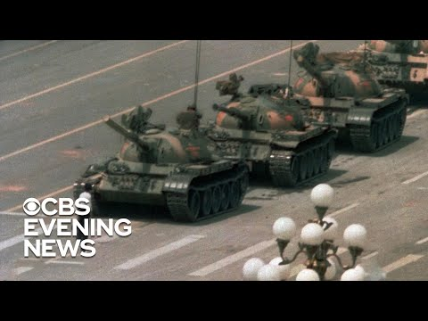Visiting Tiananmen Square 30 years later