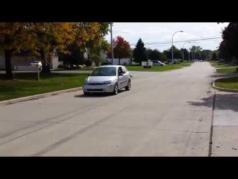 600HP Rear Wheel Drive Ford Focus