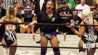 [Free Match] Retrosexual Anthony Greene w/ Platinum Hunnies v. Christian Casanova | Beyond Wrestling