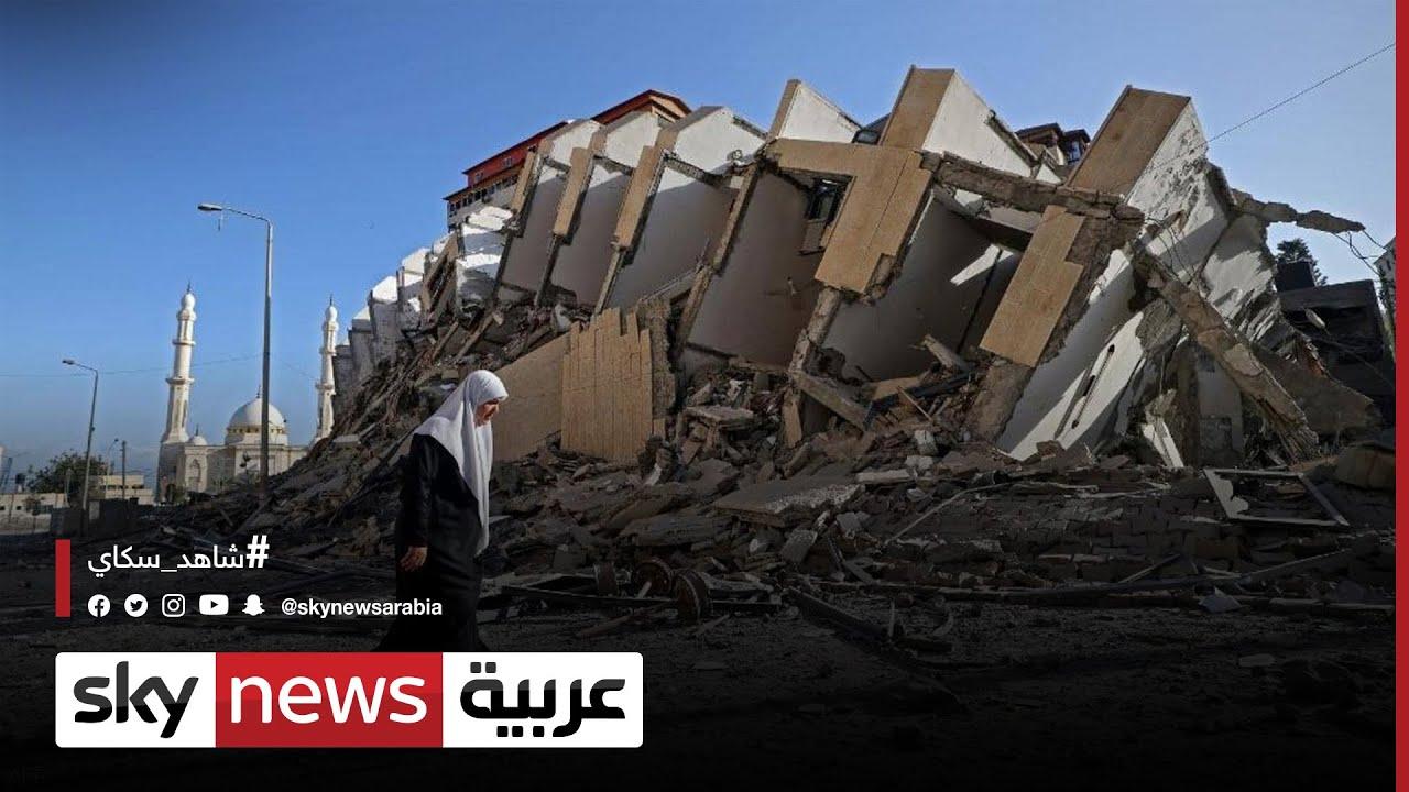 مقتل 9 فلسطينيين في غارتين جديدتين على غزة  - نشر قبل 2 ساعة