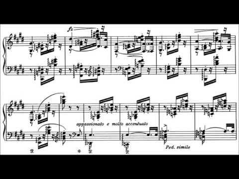 Franz Liszt - Consolation No. 6 (audio + sheet music)
