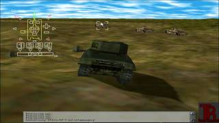 Panzer Elite gameplay
