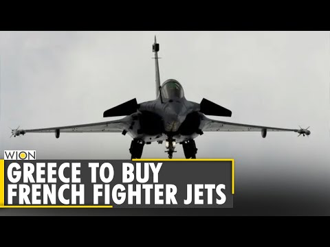 Greece and France sign $3 billion fighter jet deal | World News | WION News
