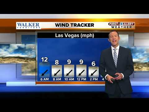13 First Alert Las Vegas Weather April 3 Morning