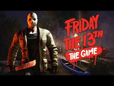 ESCAPE FROM JASON!! (Friday the 13th Game)