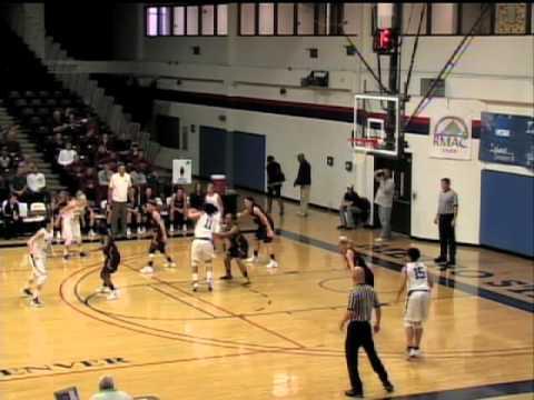 No. 3 Women's Basketball vs Colorado Mesa.mov