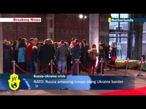 Putin Invades and Annexes Crimea: Obama arrives for emergency G7 summit in the Netherlands