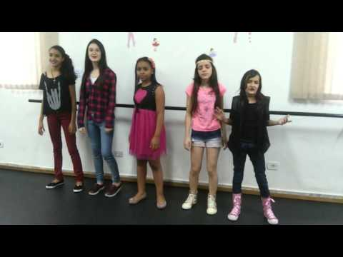 Mini Fifth Harmony - Miss Movin On Cover - kids