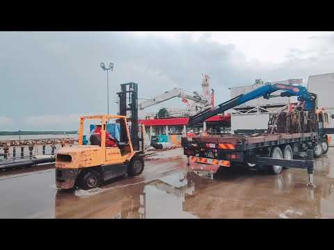 Cable Lay Barges - Marine Cable Installation