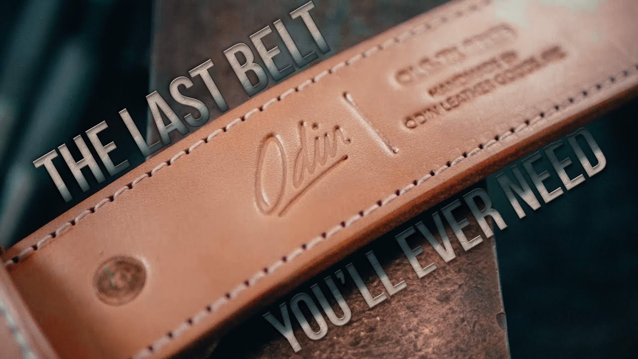 How to make the worlds strongest belt