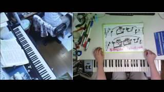 ピアノ奏法公開練習予告編:作曲家はどう考えて作曲したのだろうか?
