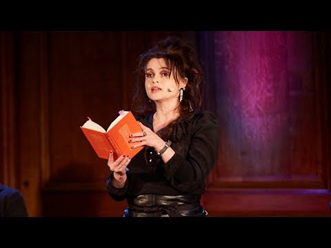 The Power of Poetry, with William Sieghart, Jeanette Winterson and Helena Bonham Carter