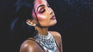 Music Festival Makeup | Danica Theobald