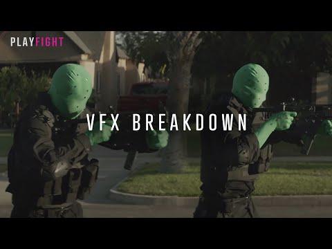 Code 8 - VFX BREAKDOWN [Jeff Chan, Robbie Amell] 2016