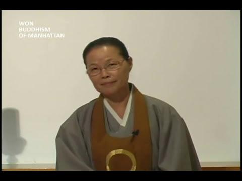 Generosity, 보시 : 원불교법설 이오은교무 (Won Buddhism, Chung Ohun Lee)