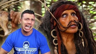 The Green Inferno Movie Review - Q&A ASK ANYTHING!