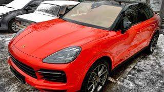 Тест-драйв Новейшего Porsche Cayenne Coupe 2020