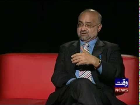 Prof Dr Ahsan Akhtar Naz (part 5)