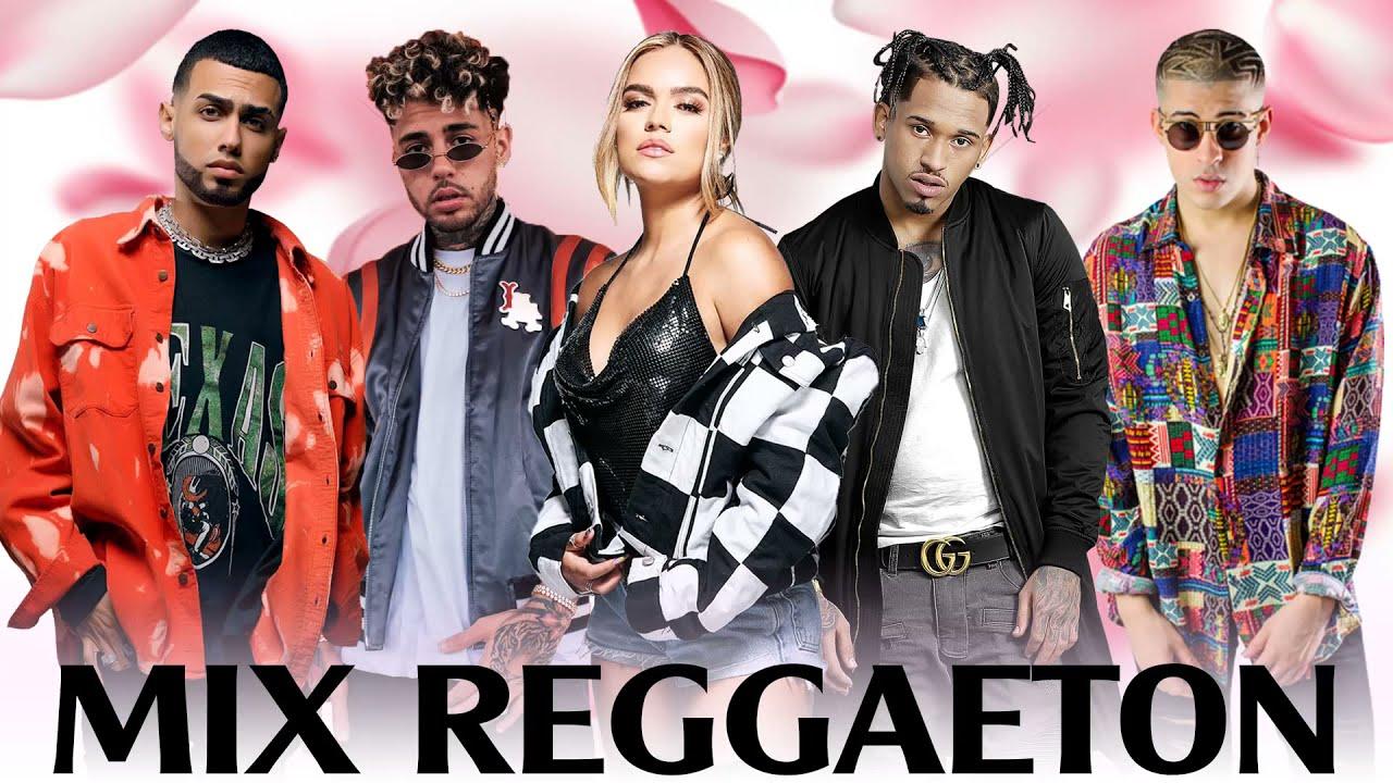 MIX REGGAETON 2021 - POP LATINO 2021 - Karol G, Becky G, Luis Fonsi, Sebastian Yatra, Jay Wheleer