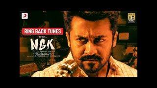 NGK Ring Back Tunes   Suriya, Sai Pallavi, Rakul Preet   Yuvan Shankar Raja   Selvaraghavan