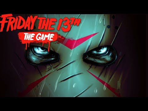 THE CAMP COUNSELOR BETRAYED US!! - Friday The 13th The Game