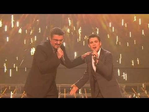 The X Factor 2009 - Joe & George Michael: Don't Let The Sun - Live Show 10 (itv.com/xfactor) mp3