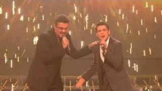 The X Factor 2009 - Joe & George Michael: Don