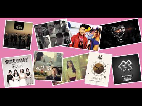 รวมเพลงเกาหลี 2014 Ep.3 By--Fah