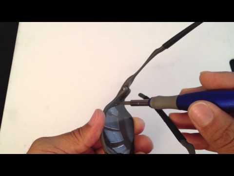 How To Remove Lenses On Oakley Romeo 2.0